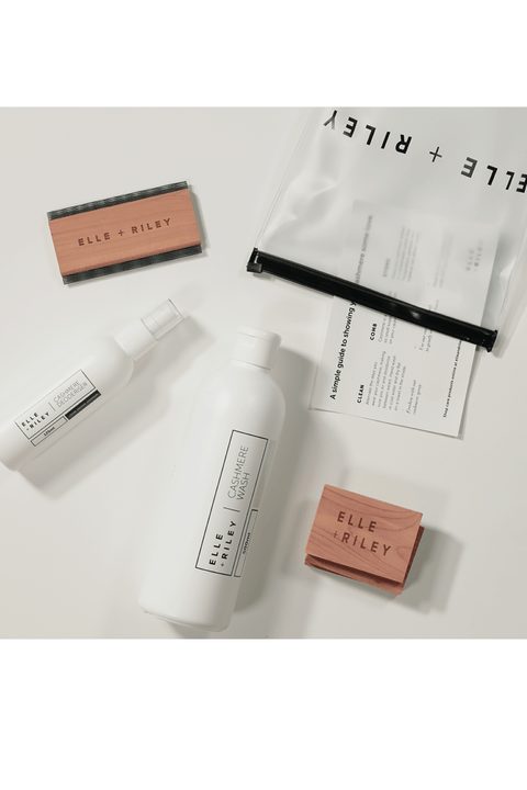 ELLE + RILEY Cashmere Care Pack - ELLE + RILEY - [product type] - Magpie Style