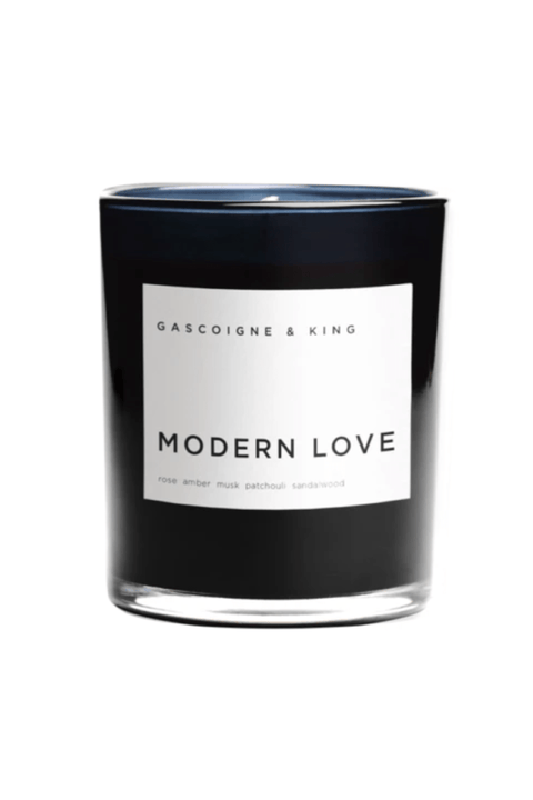 GASCOIGNE + KING Candle - Modern Love - Magpie Style