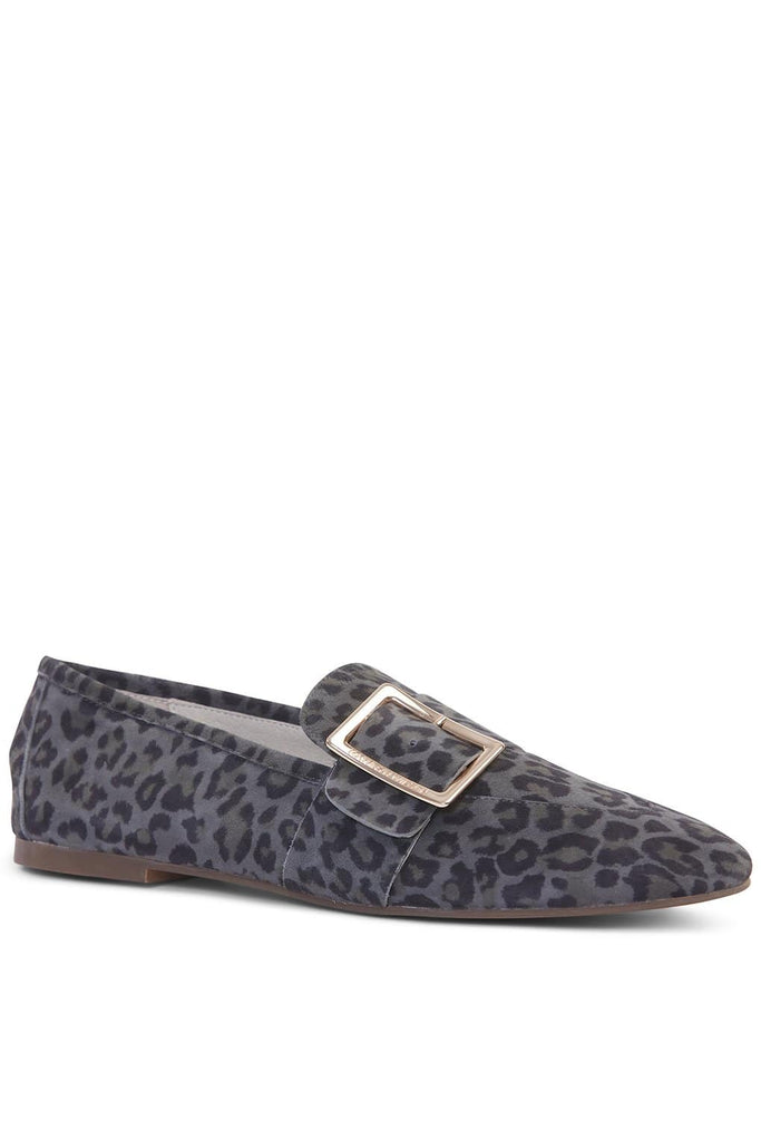 KATHRYN WILSON Cooper Loafer - Cheetah Suede - Magpie Style