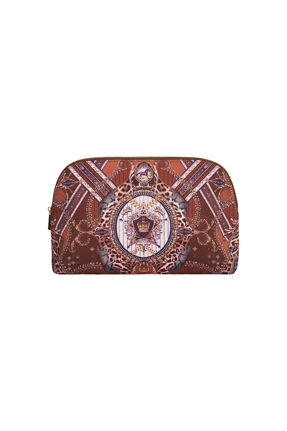 CAMILLA Large Cosmetic Case - Lady Lodge - Magpie Style