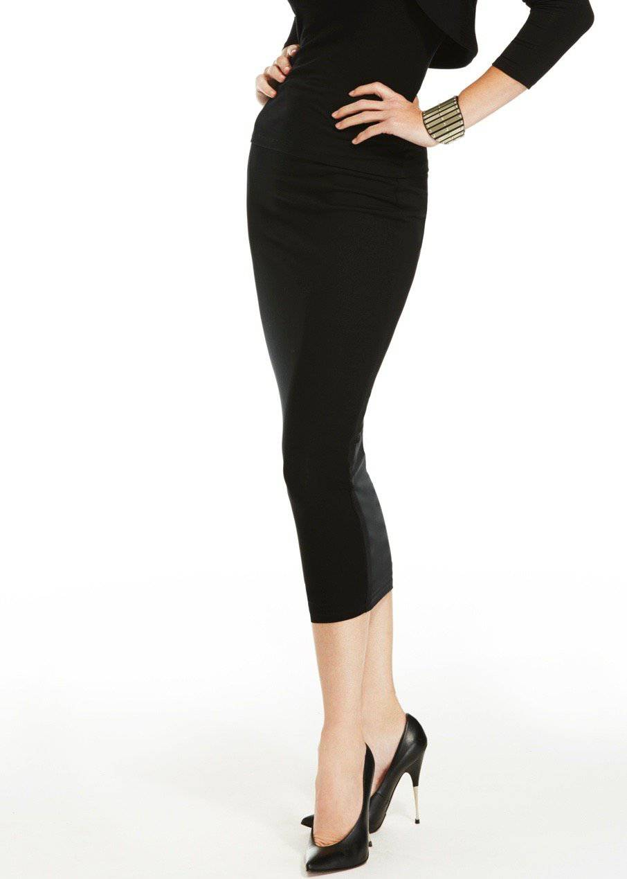 PAULA RYAN ESSENTIALS Tube Skirt Long - MicroModal - Paula Ryan Essentials - [product type] - Magpie Style