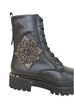 PAULA RYAN Aztec Lace Up Boot - Magpie Style
