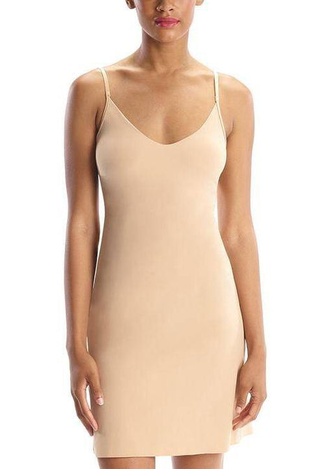 COMMANDO Tailored Slip - Beige - Commando - [product type] - Magpie Style