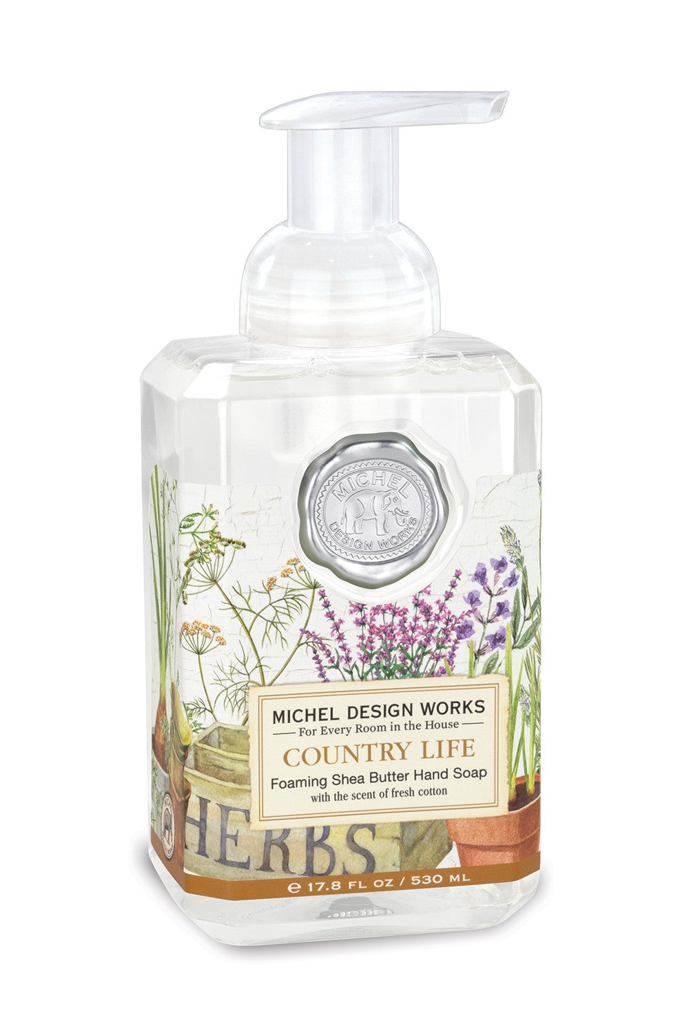 MICHEL DESIGN WORKS Foaming Hand Soap -  Country Life - Magpie Style