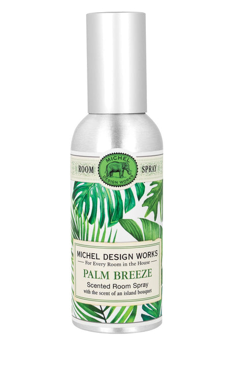 MICHEL DESIGN WORKS Room Spray - Palm Breeze - Magpie Style