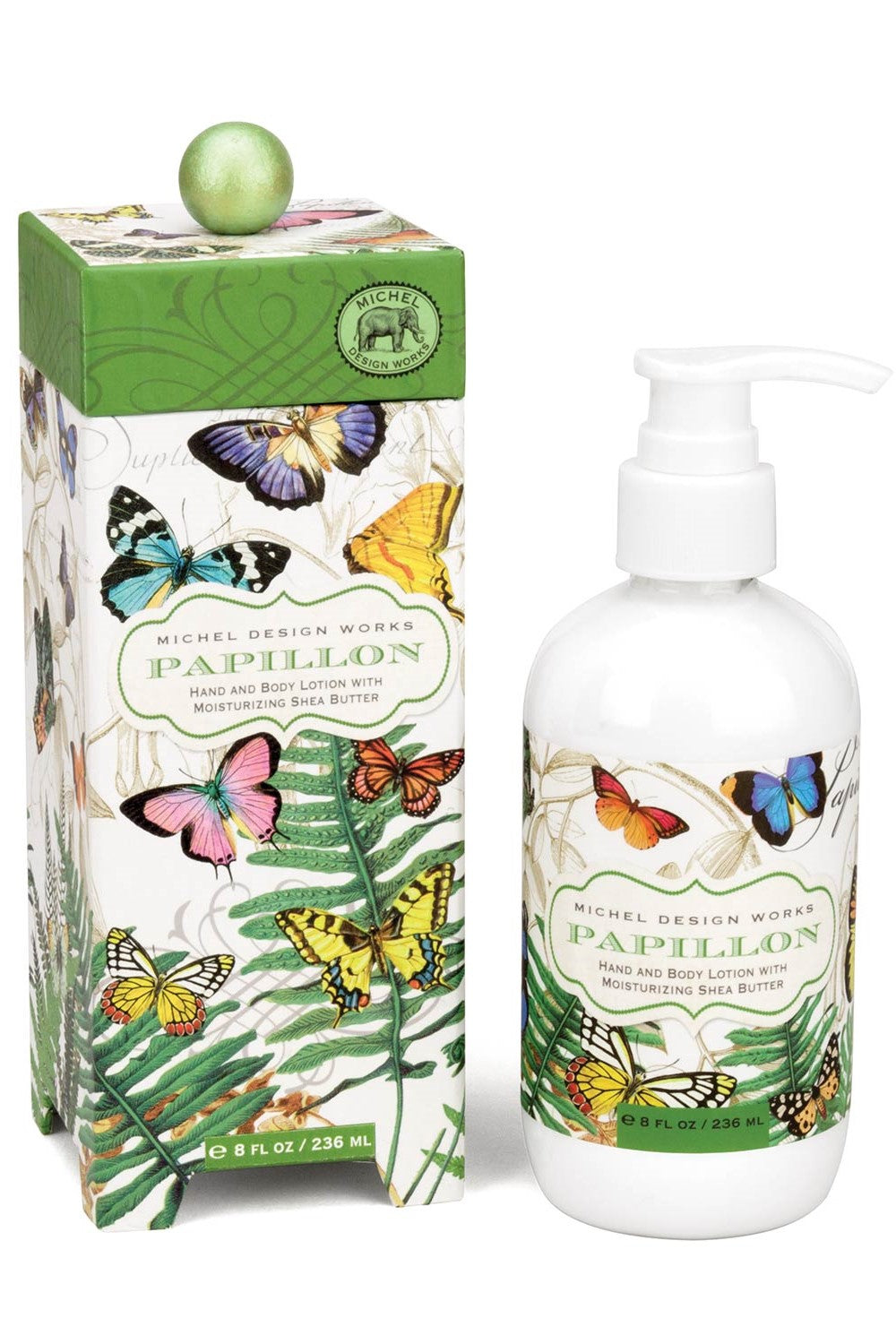 MICHEL DESIGN WORKS Hand and Body Lotion - Papillon - Magpie Style