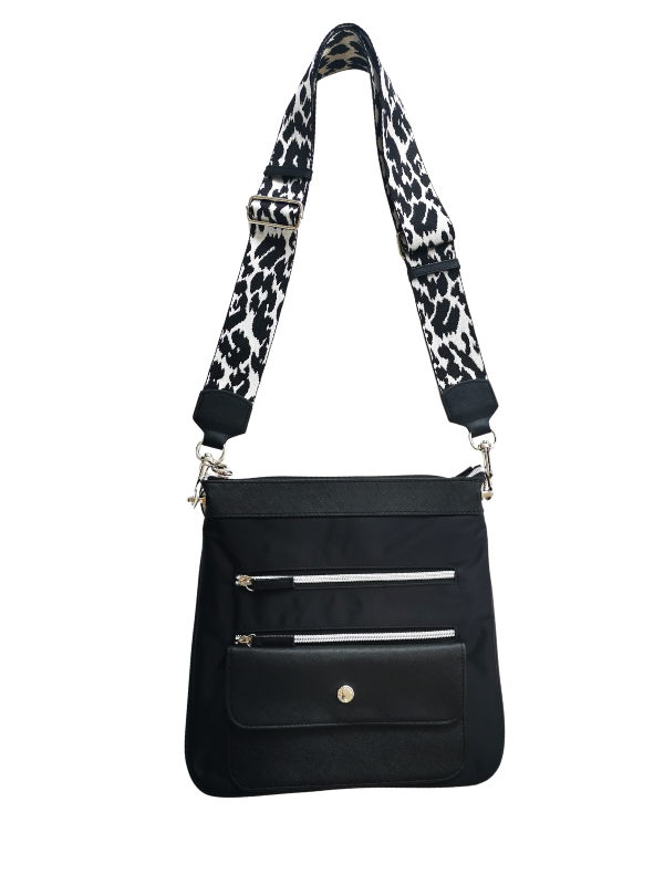 PAULA RYAN Cross Body Animal Strap Bag - Magpie Style