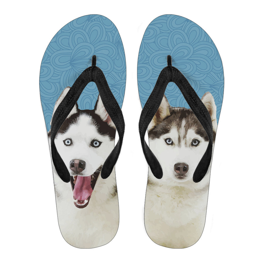 Huskies Women's Flip Flops