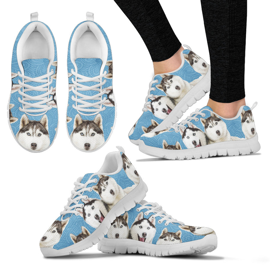 Huskies Women's Sneakers
