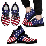 Men's American Flag Shoes