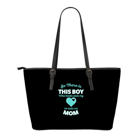 So there is This Boy leather bag - Small