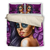Calavera Bedding Set
