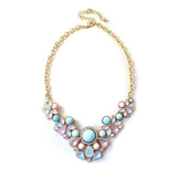 Elegant Women Bohemian Bib Choker Necklace Offer