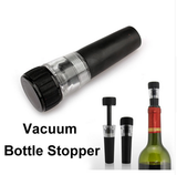 Wine or Champagne Bottle Preserver Air Pump Stopper Vacuum Sealed Saver