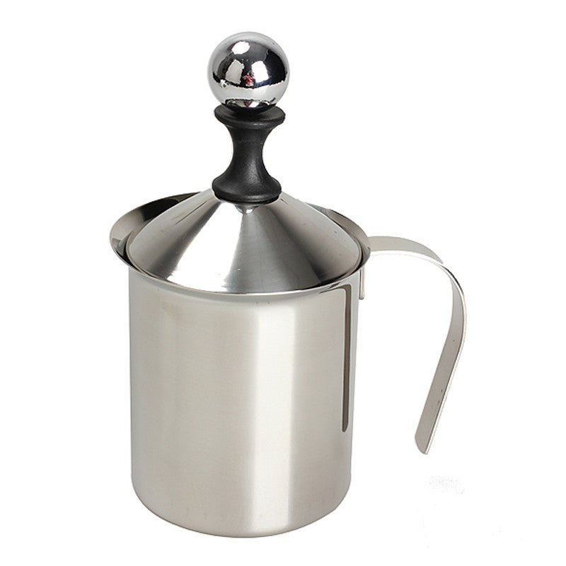 Hign Quality Stainless Steel Pump Milk Frother