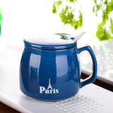 Country Ceramic Coffee Mug