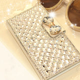 Luxury Rhinestone Case For Samsung