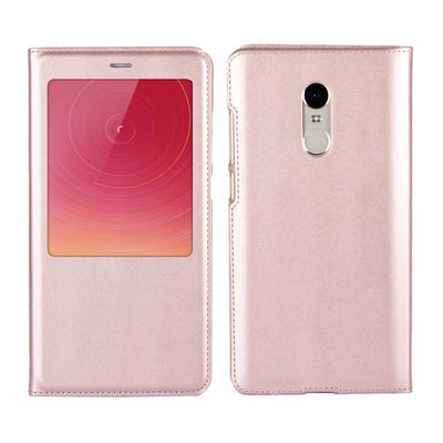 Xiaomi Redmi Note 4 Case Flip Leather Wallet Phone