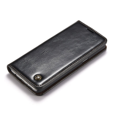 Luxury Leather Case For Samsung Galaxy