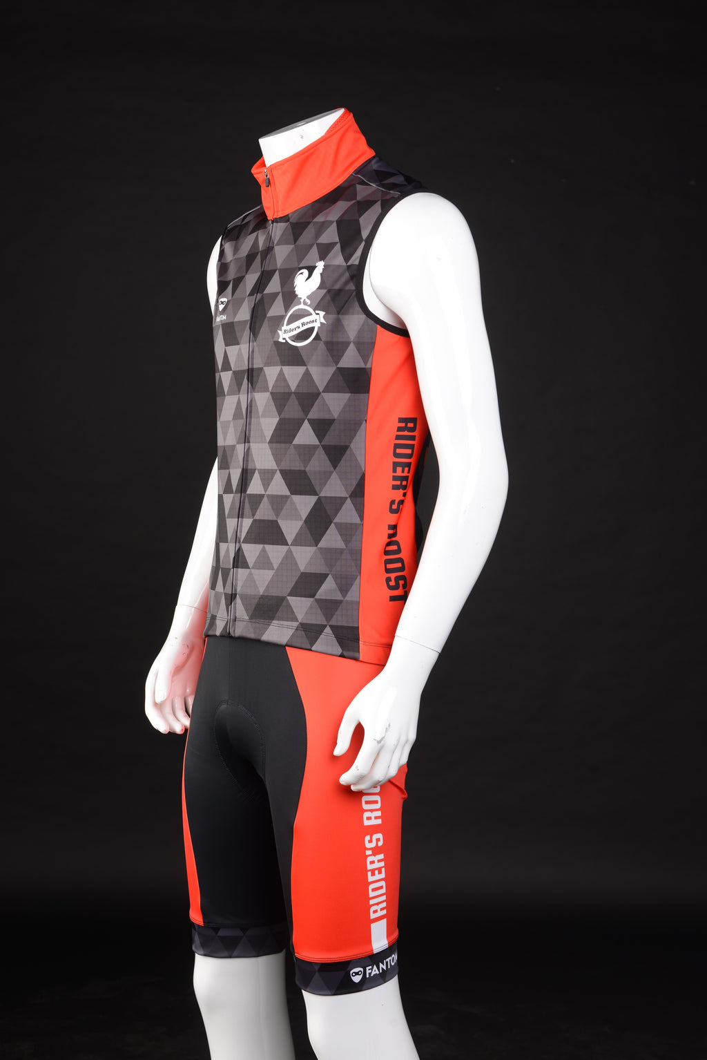 Rider's Roost - Red Kit Vest - Women's