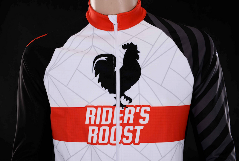 Rider's Roost - White Kit Jacket - Women's