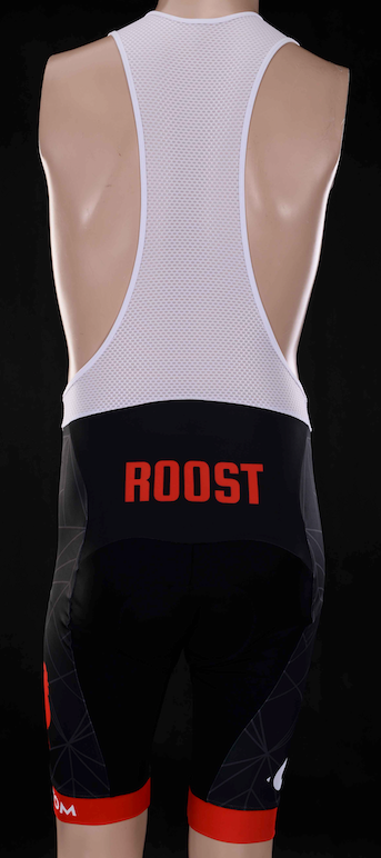 Rider's Roost - White Kit Bibs - Women's