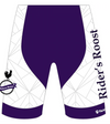 Rider's Roost - Ladies Kit Purple Bibs - Women's