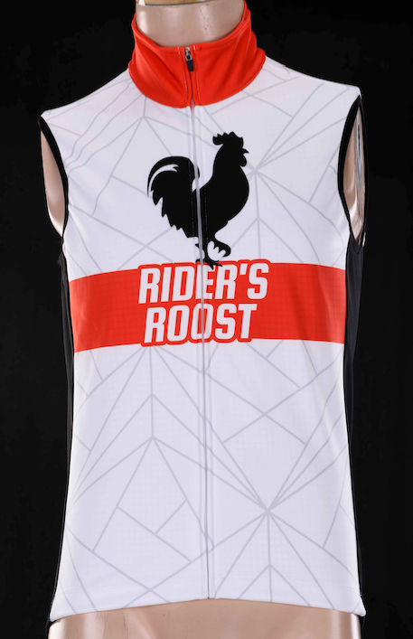 Rider's Roost - White Kit Vest - Women's