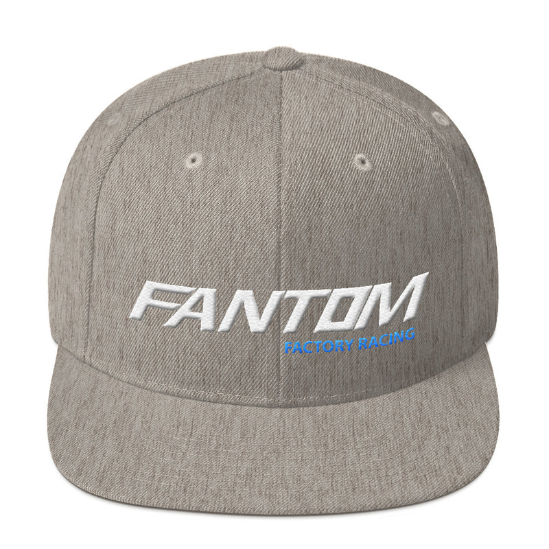 Fantom Factory Racing Snapback Hat