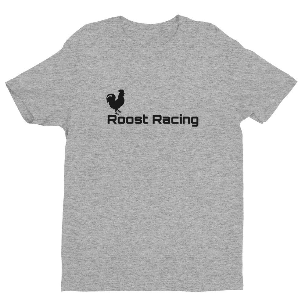 Roost Racing Men's Tee (Black Logo)