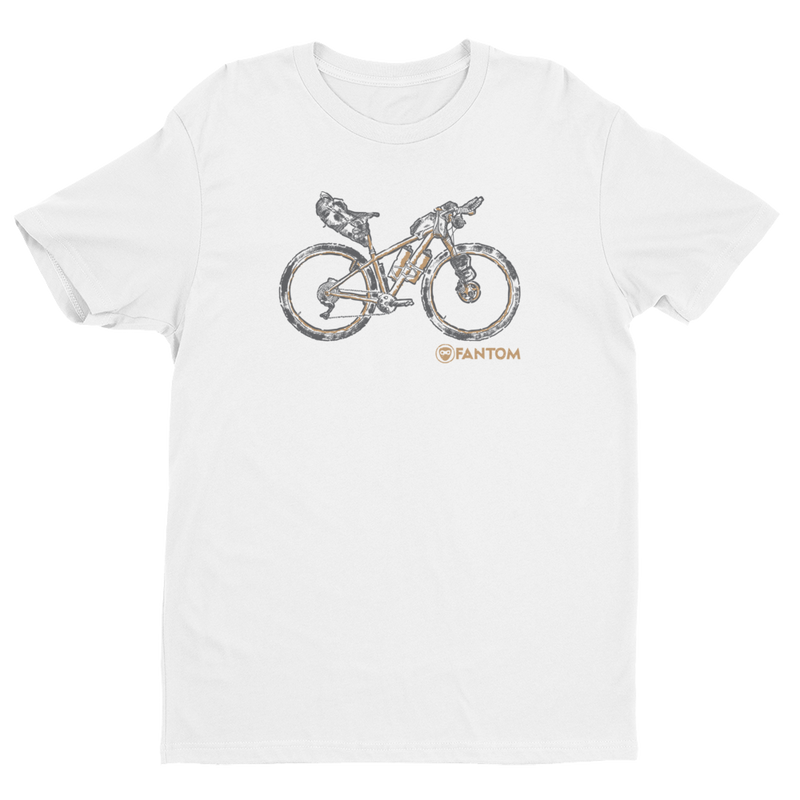 Bikepacker Short Sleeve T-shirt