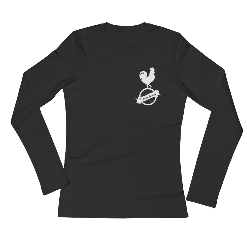 Ladies' Long Sleeve Classic Rider's Roost T-Shirt