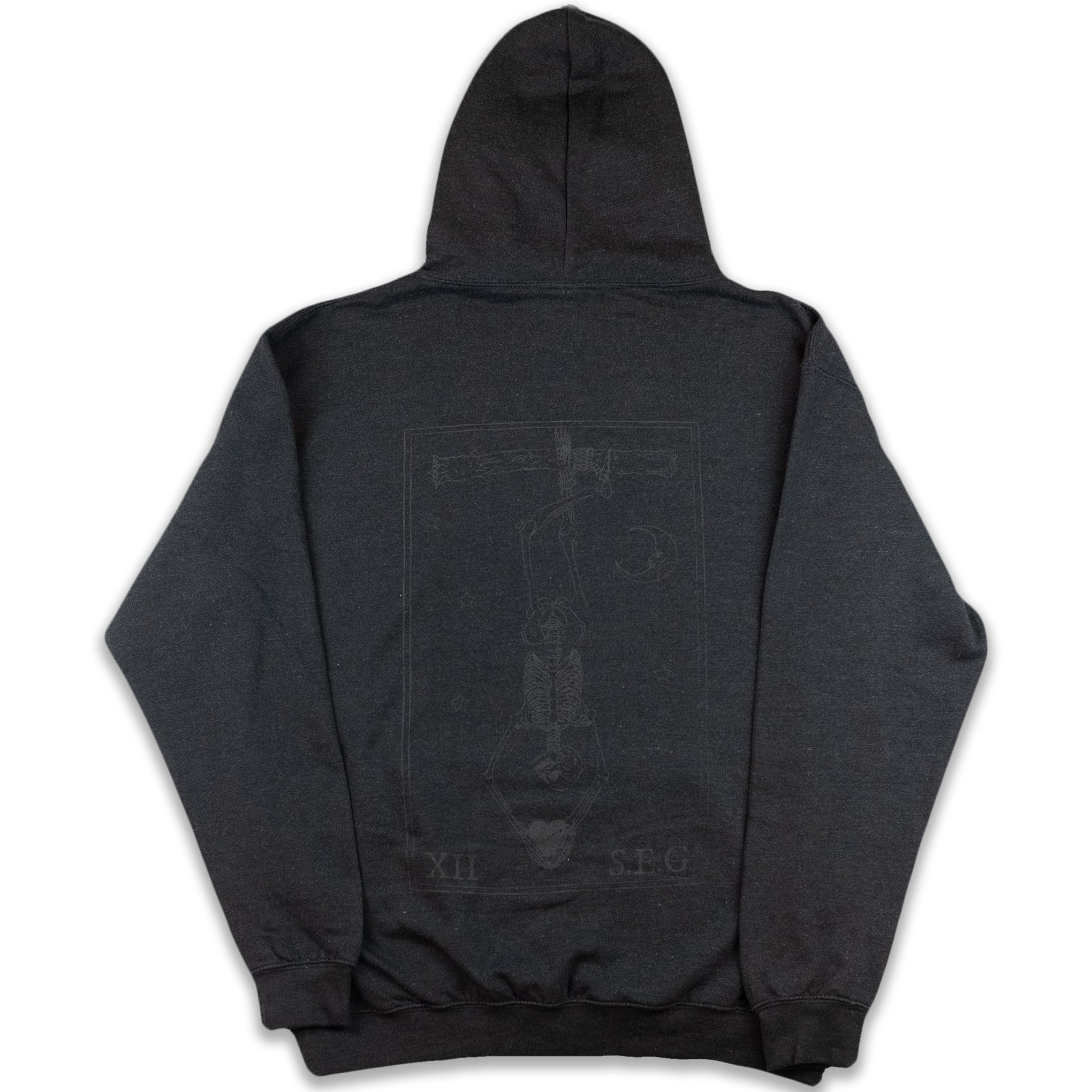 Down Low Hanged Man Hoodie