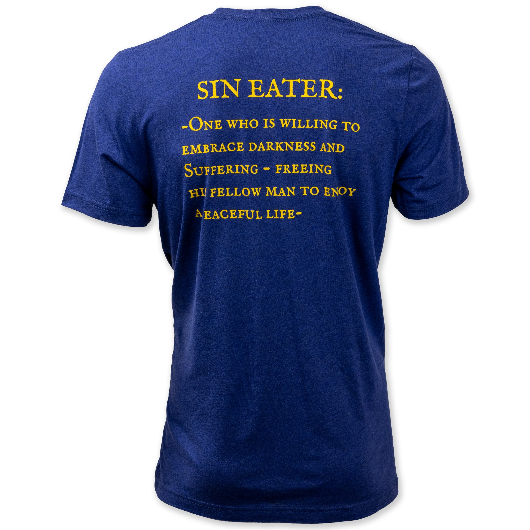 Navy Definition T-Shirt