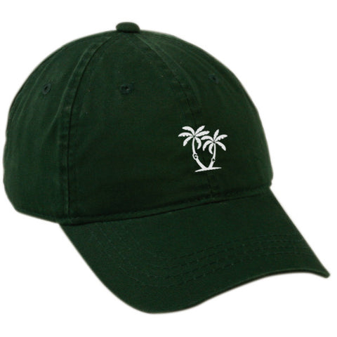 Island Dad Hat - Green