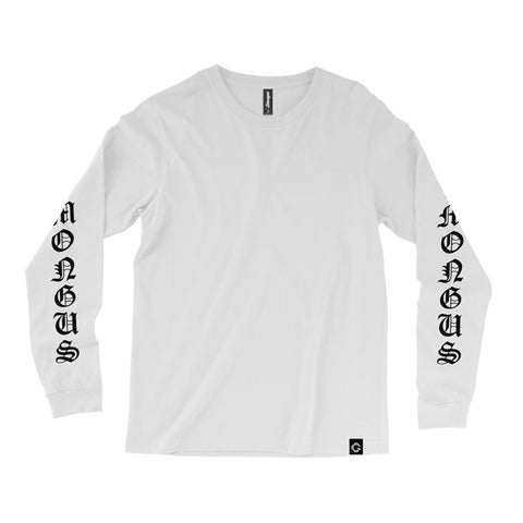 London Long Sleeve - White