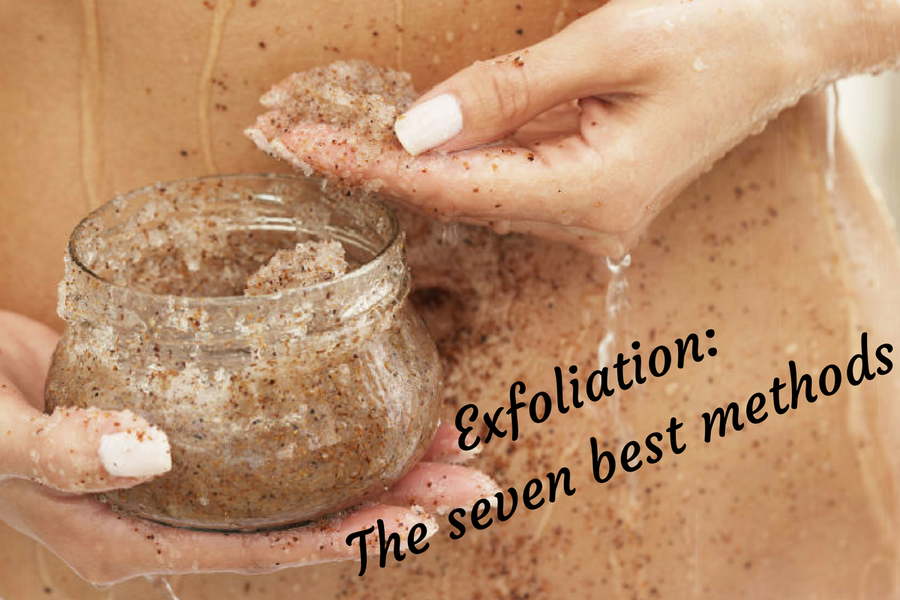 The Seven Best Methods for Exfoliating Your Skin