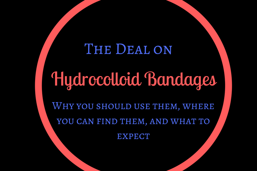 The Deal on Hydrocolloid Bandages