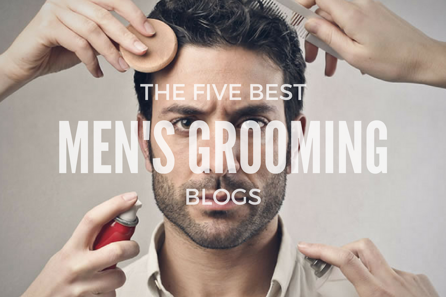 The Five Best Blogs on Men's Skincare and Grooming