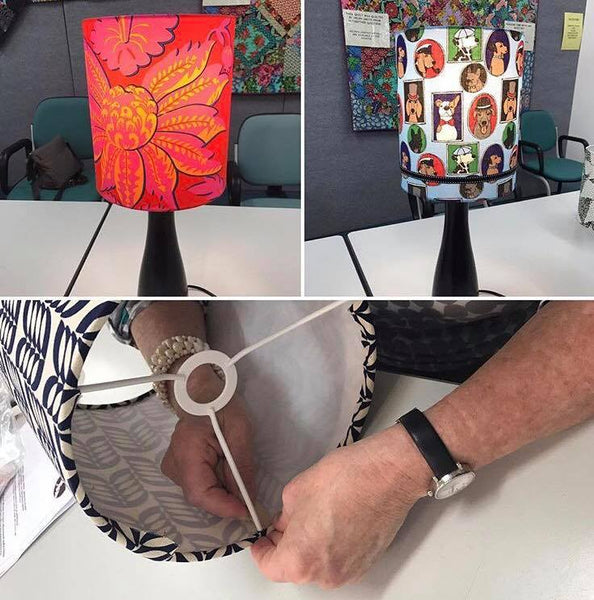Lamp Shade Making  | 12 May