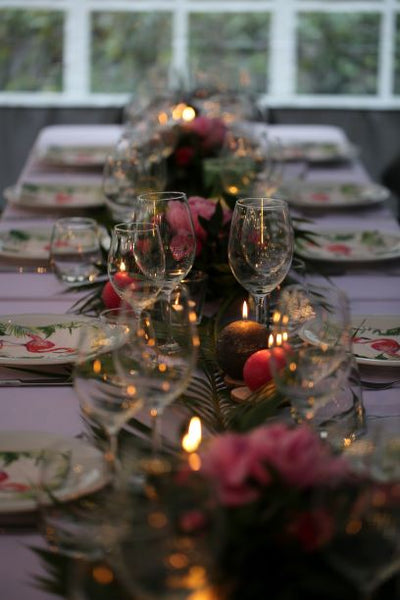 Winter Dinner Party Series:  8, 15, 22, 29 August