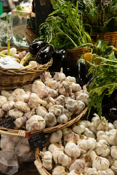 All about Garlic | 19 Sep