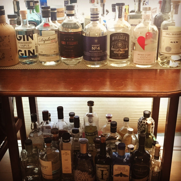The World of Craft Gins | 23 Jan | 7 Mar