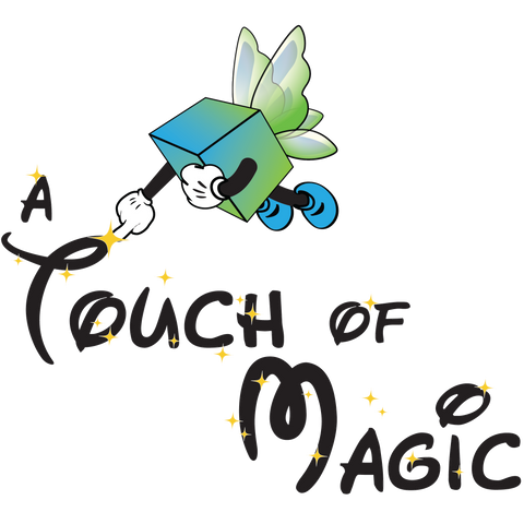A Touch Of Magic Disney Mystery Box | Magic At Your Door