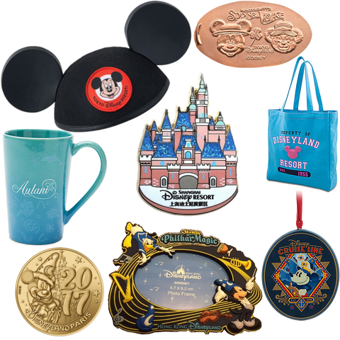 Magic Box Product Reveal: Disney Parks Around The World