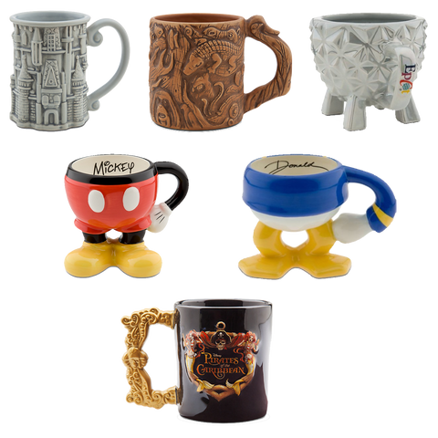 Disney Magic Box Product Reveal: Coffee Mugs