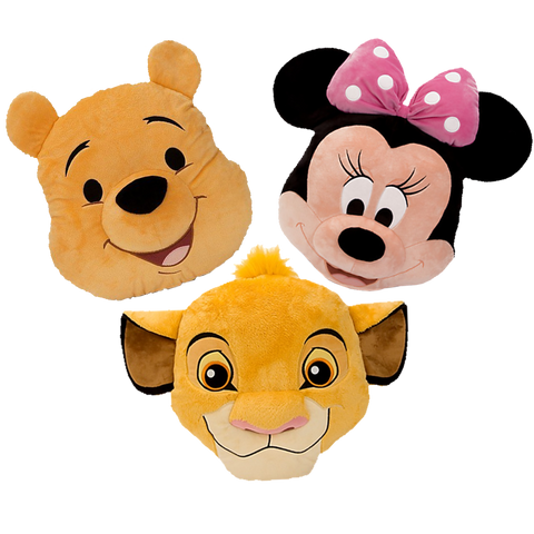 Disney Magic Box Product Reveal: Plush Disney Character Head Pillows
