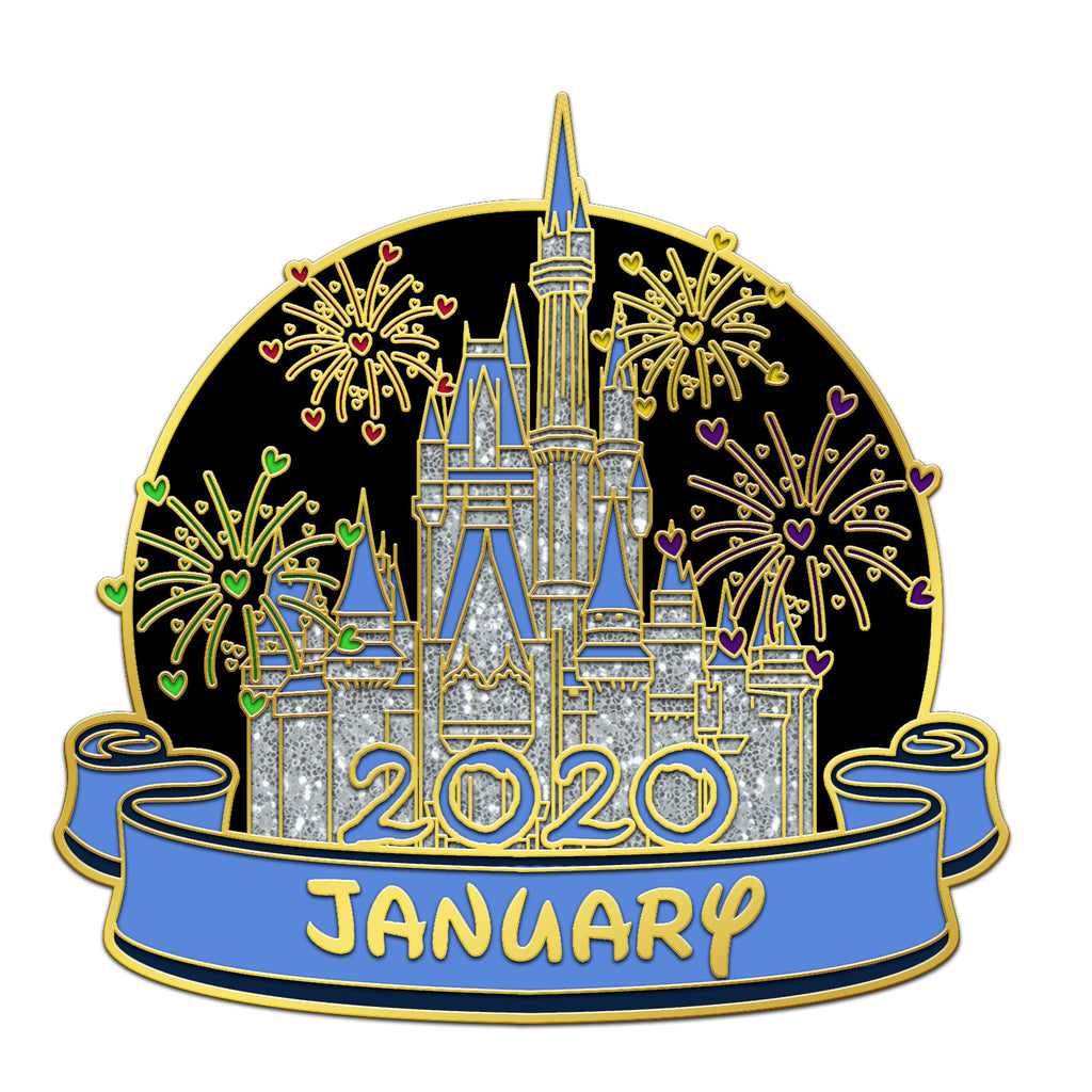 Fantasy Pin: January 2020