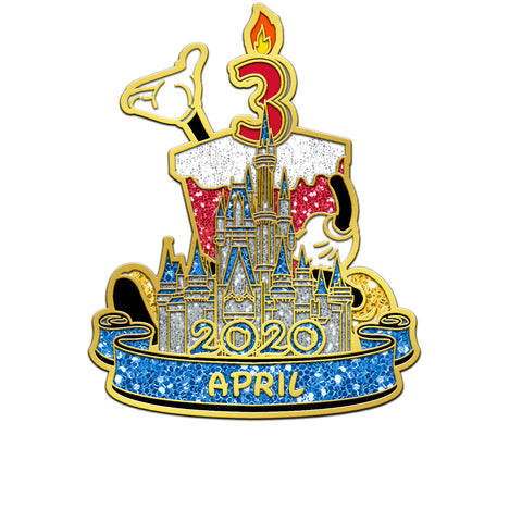 Wishlist - Pins (MAYD Fantasy Exclusive 04): April, 2020
