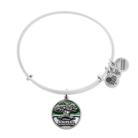 Wishlist - Jewelry (Bracelet): Animal Kingdom 20th Anniversary (Silver)